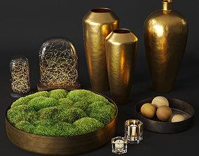 3D Rh Decoration set