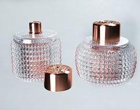 Perfume 3D model cologne