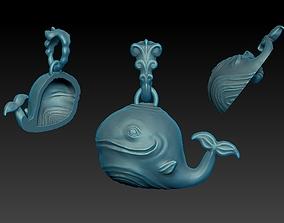 3D printable model Whale