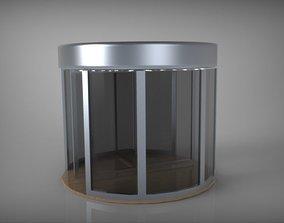Revolving Door 3D asset