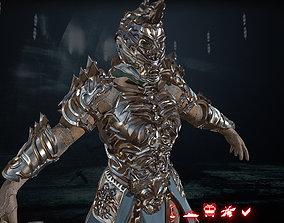 3D model Dark Knight
