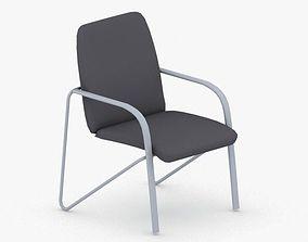 3D model 1259 - Office Chair