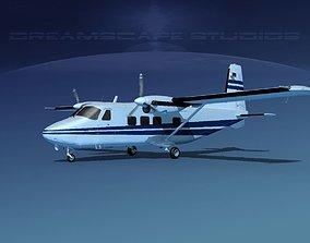 3D model Harbin Y-12 II V03