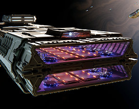 Space Carrier 3D