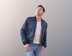 3D model Lars 10424 - Casual Man Standing Walking Around