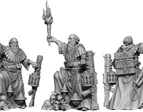 Heresylab Redeemers cultist 11 both 3D printable model 3