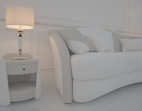 living room set 3D print model
