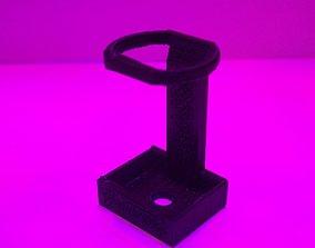 3D print model Support brosse a dent