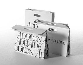 Addition Adelaide Shopping Bag 3D model