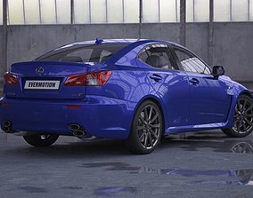 Car Lexus 3D