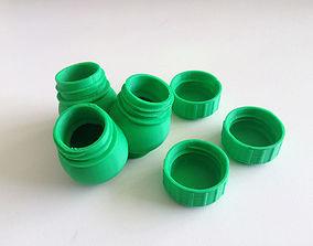 3D printable model Bottle Screw Cap 45