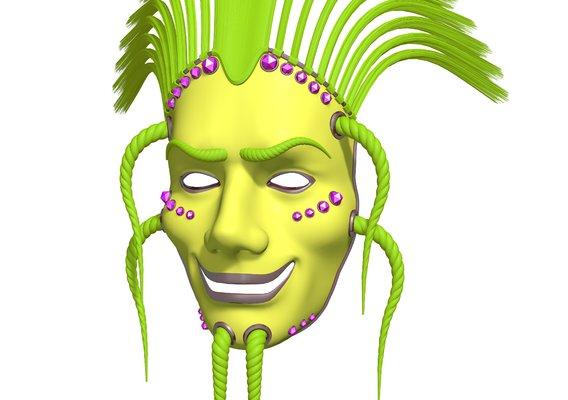 Mask Grigon