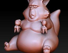 Fat Cat 3D printable model