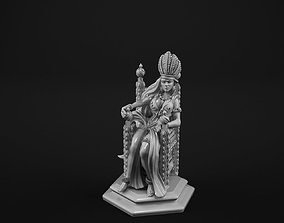 3D printable model privateer Queen