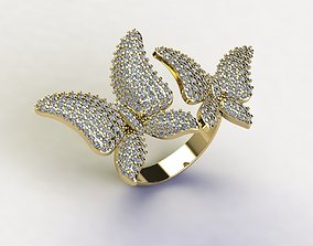 printable 3D print model Ring 31