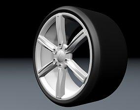 3D Wheel for Mitsubishi Montero