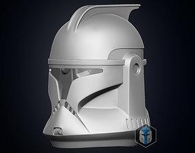 Phase 1 Clone Trooper Helmet 3D print model