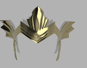 Mera Crown and Bracers Comic Book 3D printable model