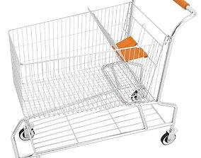 3D Shopping Cart various