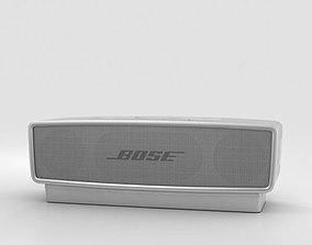 3D model Bose SoundLink Mini 2 Pearl
