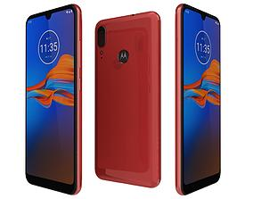 Motorola Moto E6 Plus All Colors 3D model