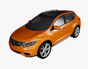 Nissan Murano 2011 3D model 2012