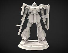 AMS-119 Geara Doga 3D print model