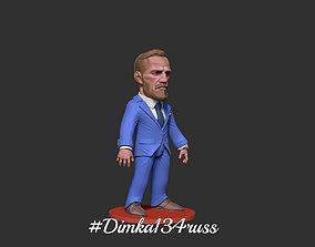 Conor McGregor miniatures 3D print model