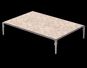 Ingrid Donat Table Basse Anneaux 3D model