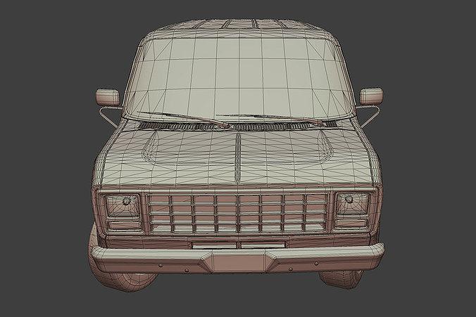 old-van-3d-model-low-poly-max-obj-mtl-fb