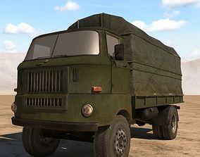 3D standard Ifa truck