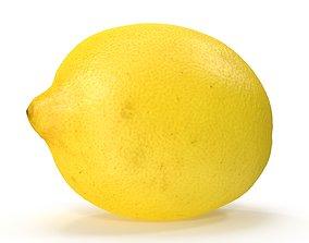 juice Lemon 3D model