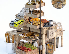 Grocery Store 3D