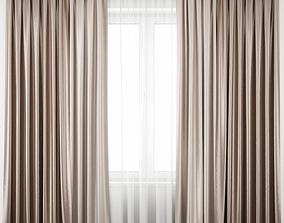 3D model Curtain 67