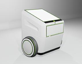 Robot Service 3D model