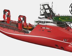 3D Generic Support Vessel