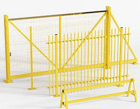 3D Sliding Gates and Fence