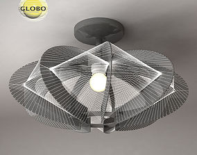 3D Ceiling lamp Globo lightning 2