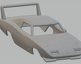 Dodge Daytona Printable Body Car