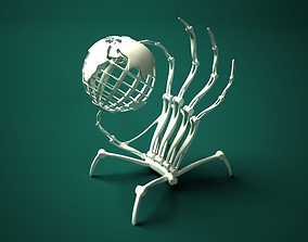 globe Cyberlord for 3D printing