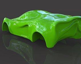 Super Car Body Concept 3D