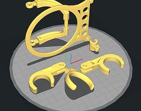 3D print model Handlebar Cupholder