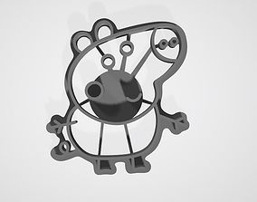 3D printable model Large collection of Peppa Pig cutter