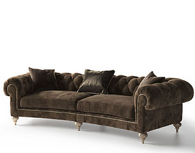 3D model sofa Audrey Sofa