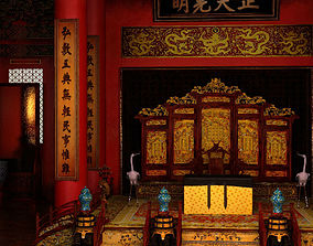 Hall of Supreme Harmony1 3D model