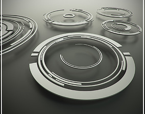 Tech circles-TC1 kit 3D