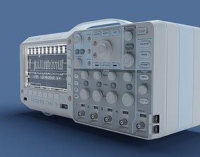 MSO Oscilloscope 3D model