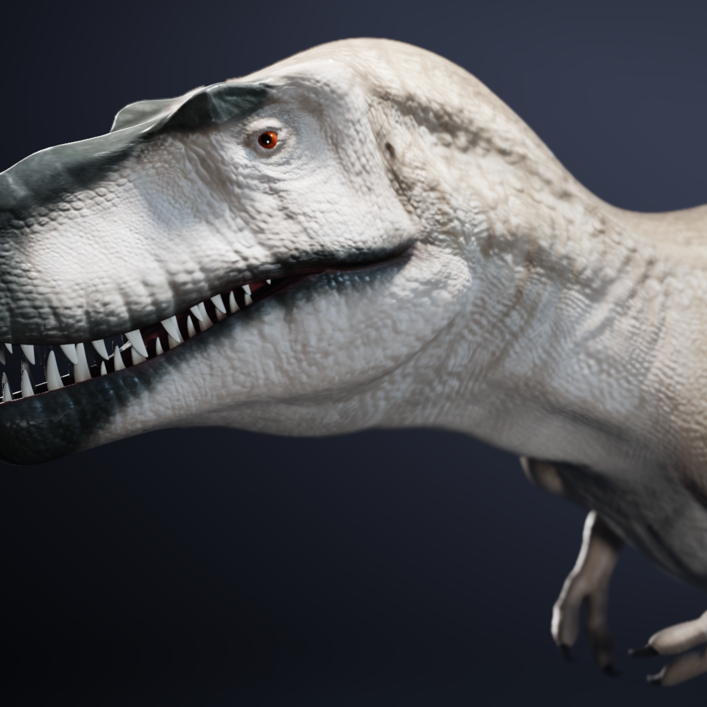 Nanuqsaurus / Prehistoric Fury