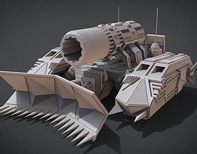 3D print model Spectre IV Tank