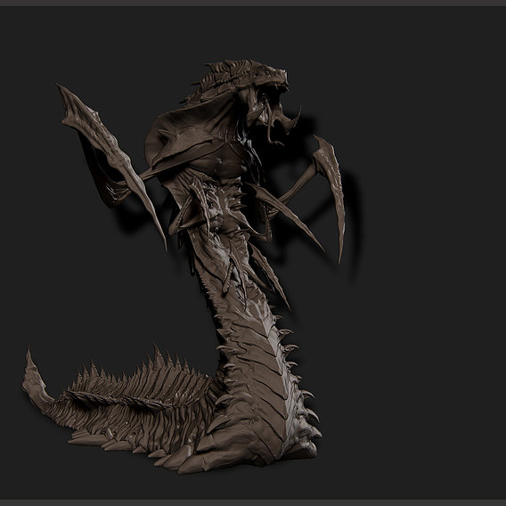 Hydralisk - Venomancer - Krait